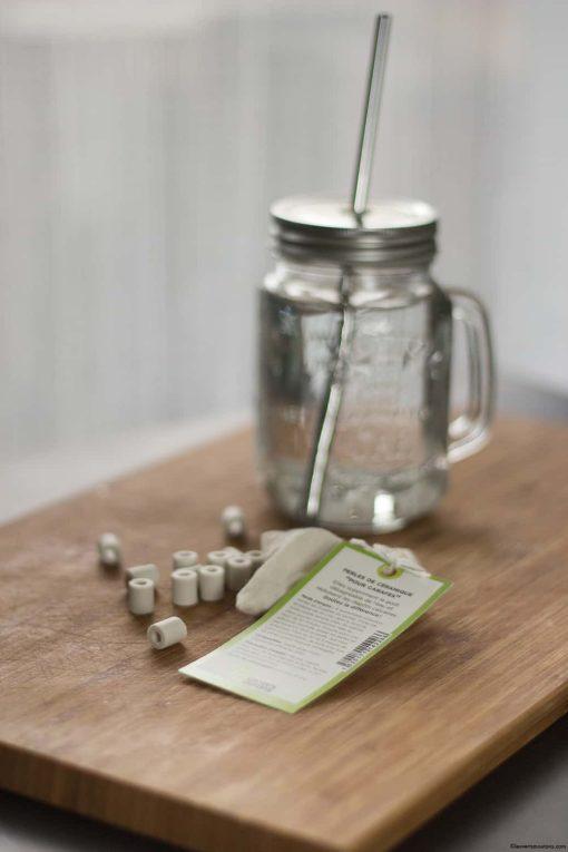 perles de céramique EM pour l'eau du robinet